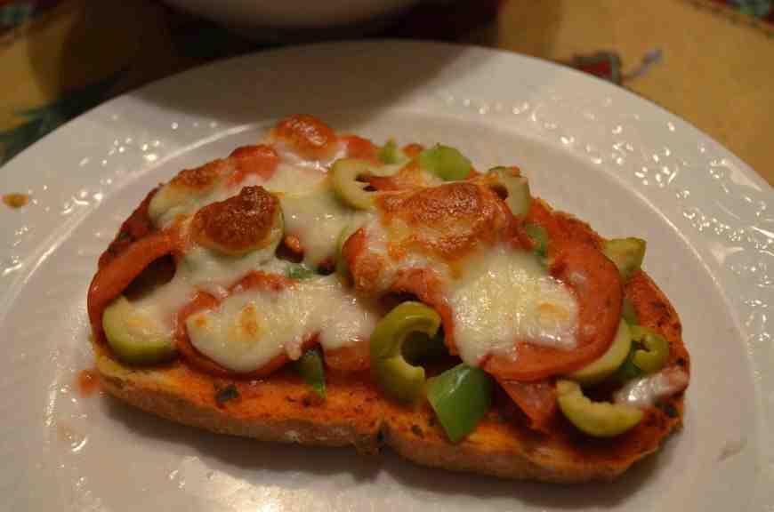 pizza melt