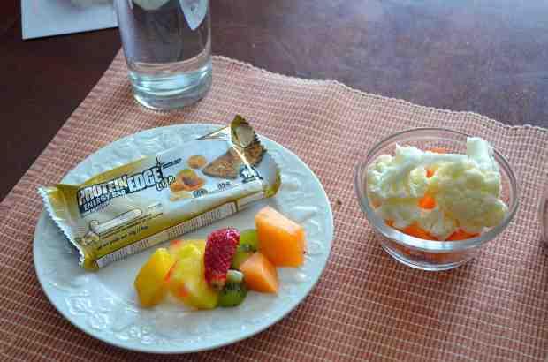 Protein Hummus Snack