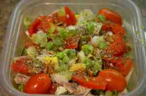 Salad cherry tomatoes